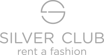 Silver Club — Rent a fashion logo